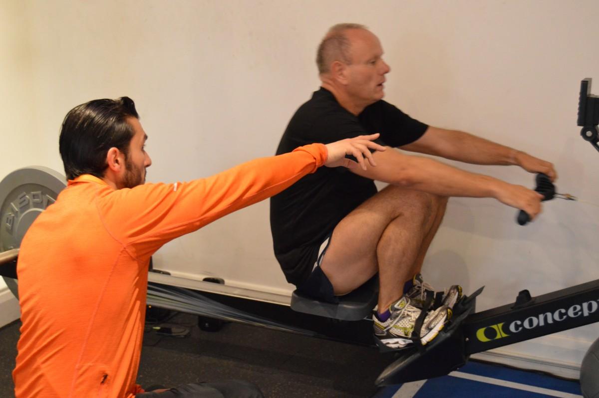 Carlos D'Souza Personal Trainer