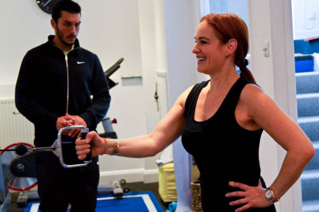 121 Personal Training In North London