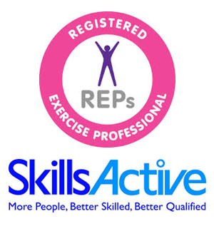 REPs - Registered Exercise Professional. Skills Active Member.